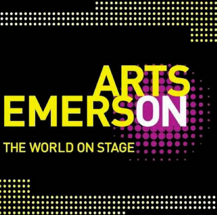 Arts Emerson: The World On Stage